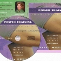 Power Training In The Zone II | BrainSYNC By Kelly Howell