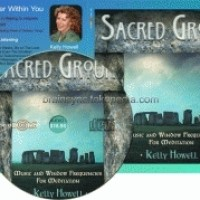 Sacred Ground | BrainSYNC By Kelly Howell