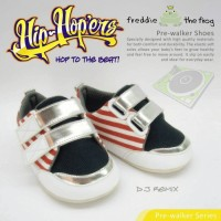 SEPATU BAYI / PREWALKER SHOES by FREDDIE THE FROG - DJ REMIX NO.3