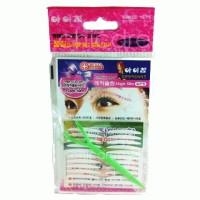 Korea Double Eyelid Tape-Eye Charm magic Slim- Pembuat Lipatan Mata!