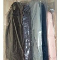 Plastik Transparan Pelindung Gaun Pesta / Gaun Malam / Kebaya dari Debu