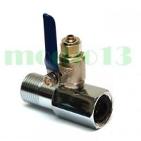 Konektor Keran 1/2 inch ke 1/4 inch untuk Reverse Osmosis (RO)