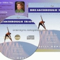 Breakthrough Training In The Zone I | BrainSYNC By Kelly Howell