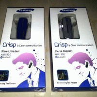 Headset Samsung Bluetooth For 2 Phone HM1900