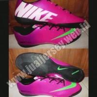 Sepatu Futsal Nike Mercurial Vapor 9 FireBerry