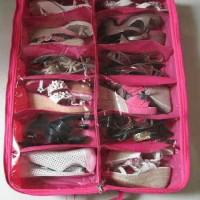 Jual SCO 12 - Shoe Case 12 sekat Murah