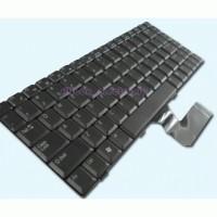 Keyboard for Asus W7 W7J W7F W5 W6 W5F Series - Black