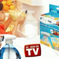 Magic Tap Automatic drink dipenser As seen on TV
