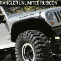 RC AXIAL SCX10 2012 Jeep Wrangler Unlimited Rubicon 1/10th Scale Elect