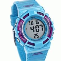 Jam Tangan wanita anak anak Original Q&Q M138J biru