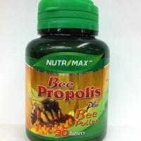 NUTRIMAX BEE POLLEN + BEE PROPOLIS (60 tablets)