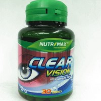 NUTRIMAX CLEAR VISION With eyebright Herb (60 tablets)