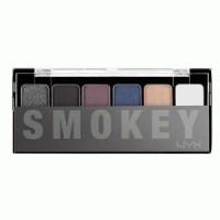 NYX The Smokey Shadow Pallete