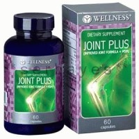 8023A - Suplemen nutrisi vitamin mineral Wellness Joint Plus isi 60