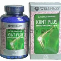 8023B - Suplemen nutrisi vitamin mineral Wellness Joint Plus isi 120