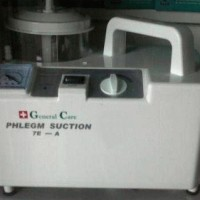 ALAT PENYEDOT DAHAK REAK - GENERAL CARE PORTABLE PHLEGM SUCTION UNIT