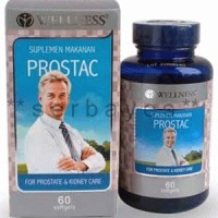 8037A - Suplemen nutrisi vitamin mineral Wellness Prostac isi 60