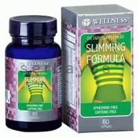 8039A - Suplemen nutrisi vitamin mineral Wellness Slimming Formula isi 60