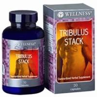 8043A - Suplemen nutrisi vitamin mineral Wellness Tribulus Stack isi 30