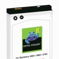 Hippo Power 1600mAh Slim Battery for Dakota, Monza, Bellagio, Orlando