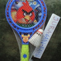 Jual Mainan Raket Angry birds Murah