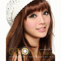 Softlens Geo Super Nudy Brown XCH-624