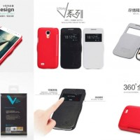 Nillkin V-Series Window Case Samsung Galaxy S4 Mini - S4 Mini Duos