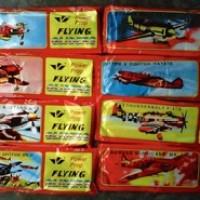 Mainan Pesawat Busa