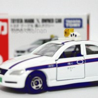 Tomica #60 Toyota Mark X Owner Car