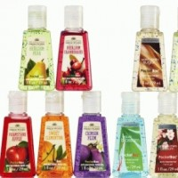 Pocketbac hand sanitiser bath and body works / bbw original impor usa