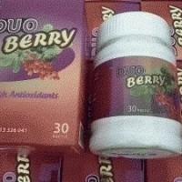 Duo Berry Original DuoBerry Asli Aman (pelangsing+
