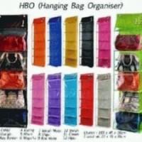 Hanging Bag Organizer Parasut (Rak Tas Gantung Parasut) HBO