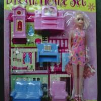 Mainan Barbie Dream Home Sweet