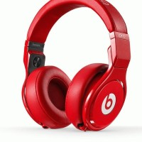 beats pro limited edition full red