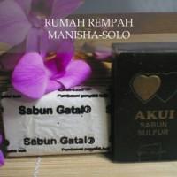Sabun Sulfur Herbal, Mengobati Penyakit Kulit