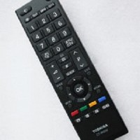 Remote TV LCD LED Toshiba ORI