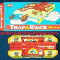 Jual Pestisida Perangkap Kecoa  Bentuk Rumah Trap A Roach Hoy Hoy dr Jepang Murah