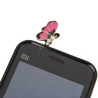 B75022 pink | plug headset hp import gaya korea koleksi ichika shop