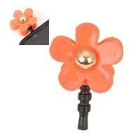 B75013 orange | plug headset hp import gaya korea koleksi ichika shop