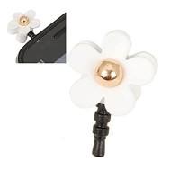 B75008 putih | plug headset hp import gaya korea koleksi ichika shop
