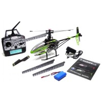 RC Helicopter MJX F45 Big 70cm Single Blade 4Channel RTF