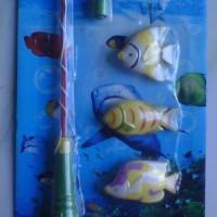 Mainan Pancingan Ikan Size S