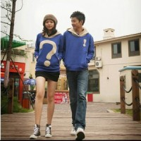 Sweater Question Tanda Tanya & Seru Hoodie Rajut | KPO5