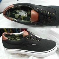 Vans Era 59 Camo pack - Black