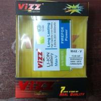 Baterai Double Power Vizz - Smartfren Andromax V