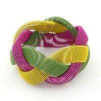 A22966 gelang tali elastis 3 warna import gaya korea koleksi ichika