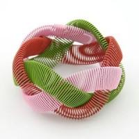A22967 gelang tali elastis 3 warna import gaya korea koleksi ichika