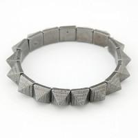 A23544 gelang tali elastis metal import koleksi ichika shop