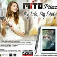 harga Mito T330 Prime | The Supreme Quadcore Tablet Phone Tokopedia.com