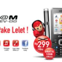 HP Modem Smartfren Xstream EVDO Rev. A , Bonus Data 12 GB